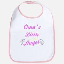 Oma's Little Angel Bib