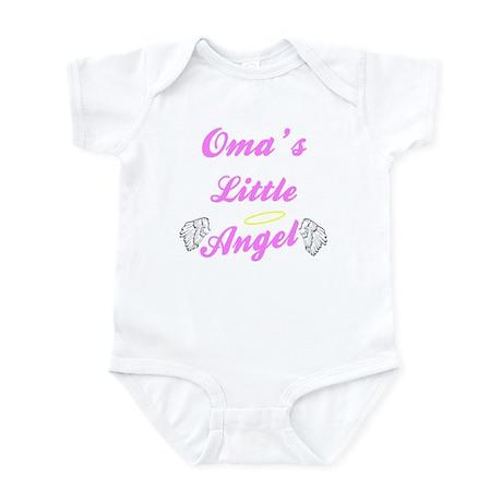 Oma's Little Angel Infant Bodysuit