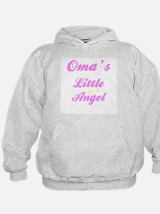 Oma's Little Angel Hoodie