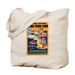 Foods from Corn Tote Bag