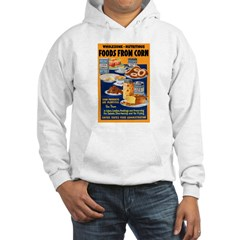 Foods from Corn (Front) Hoodie