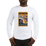 Foods from Corn (Front) Long Sleeve T-Shirt
