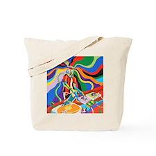 The DJ Tote Bag