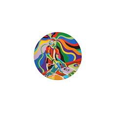 The DJ Mini Button (100 pack)