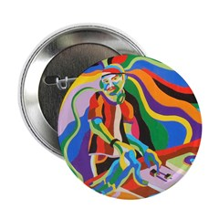 """The DJ 2.25"""" Button (100 pack)"""