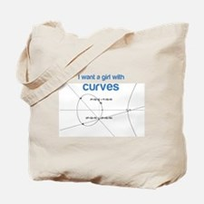 Cute Cryptography Tote Bag