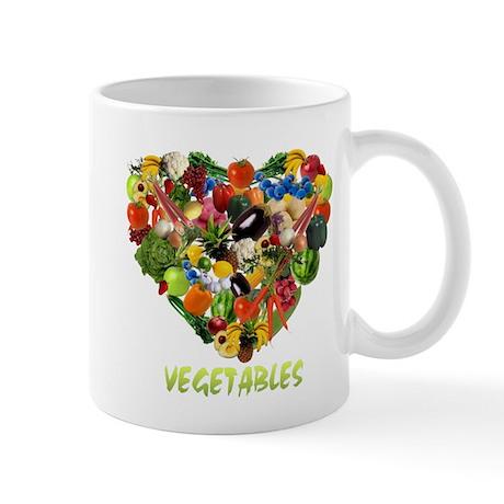 Love Vegetables Mug