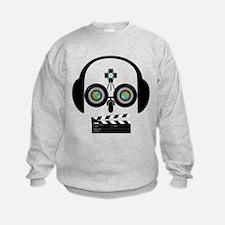 Indy Film Head Sweatshirt