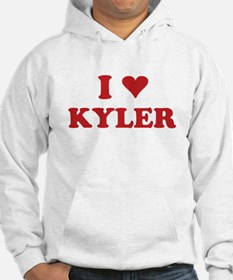 I LOVE KYLER Jumper Hoody