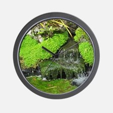 Unique Irish waterfall Wall Clock