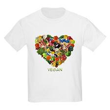 I Love Vegan T-Shirt
