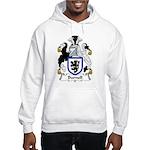 Burnell Family Crest Hooded Sweatshirt