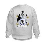 Burnell Family Crest Kids Sweatshirt