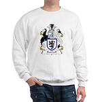 Burnell Family Crest Sweatshirt