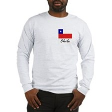 Chile Long Sleeve T-Shirt
