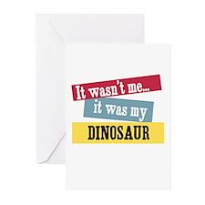Dinosaur Greeting Cards (Pk of 10)