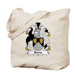 Bures Family Crest Tote Bag