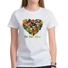 Eat Your Veggies Tee