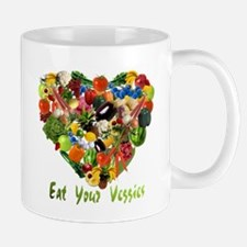 Eat Your Veggies Mug