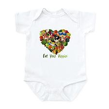 Eat Your Veggies Infant Bodysuit
