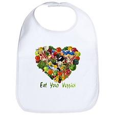 Eat Your Veggies Bib