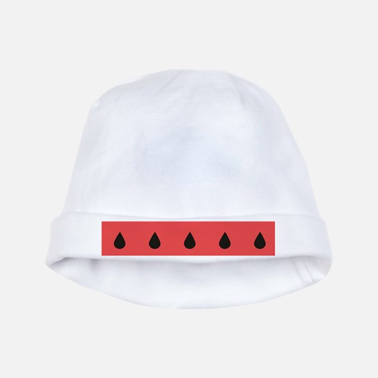 Watermelon Baby Hat