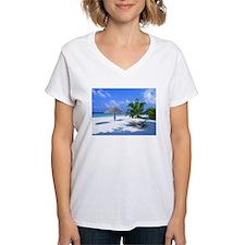 Tropical Beach T-Shirt