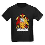 Bulmer Family Crest Kids Dark T-Shirt