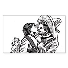 Revolutionary Love illustration Decal