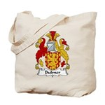 Bulmer Family Crest Tote Bag