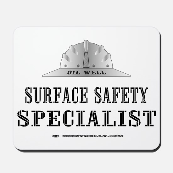 Surface Safety Spst Mousepad