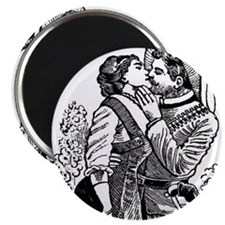 Revolutionary Love illustration Magnets
