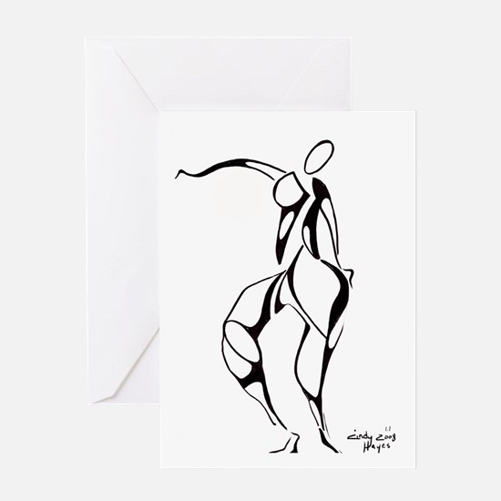Mastectomy Alive Greeting Card