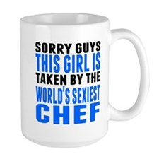 Taken By The Worlds Sexiest Chef Mugs