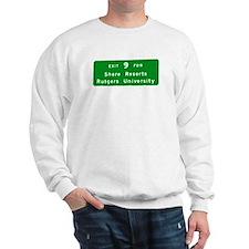 Exit 9 - Shore Resort Sweatshirt