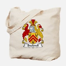 Bucknell Family Crest Tote Bag
