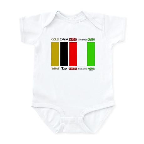 Wordless Book Colors Infant Bodysuit