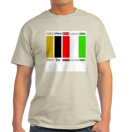Wordless Book Colors Light T-Shirt