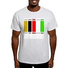 Wordless Book Colors T-Shirt
