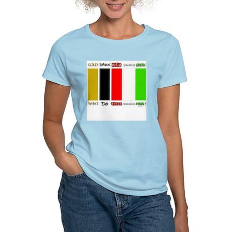 Wordless Book Colors Women's Light T-Shirt