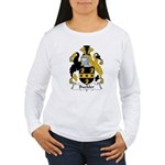 Buckler Family Crest Women's Long Sleeve T-Shirt