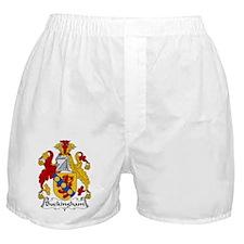 Buckingham Family Crest Boxer Shorts