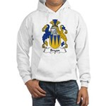 Bryan Family Crest Hooded Sweatshirt