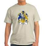 Bryan Family Crest Light T-Shirt