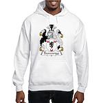 Brownrigg Family Crest Hooded Sweatshirt