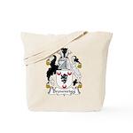 Brownrigg Family Crest Tote Bag
