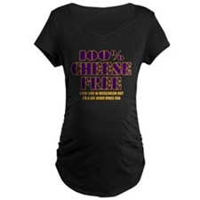 100% Cheese Free - MN T-Shirt