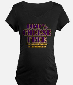 100% Cheese Free - MN T-Shirt