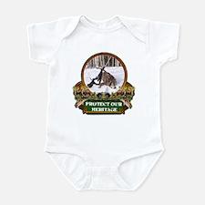 hunting heritage Infant Bodysuit