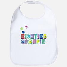 Eighties Groupie Retro 80s Bib